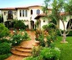 Как задекорировать свой сад в испанском стиле, чтобы было не хуже, чем в Мадриде