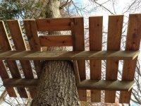 Как устроить домик на дереве
