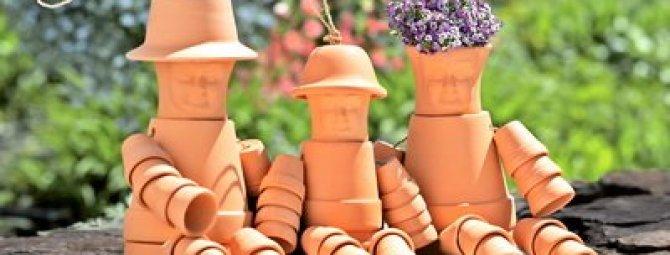 Кашпо своими руками для сада: подборка лучших мастер-классов от декораторов