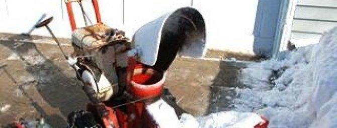 Делаем снегоуборщик своими руками: разбор 3-х лучших самодельных конструкций