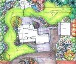 Как правильно спланировать участок загородного дома и не наделать ошибок