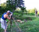 Как правильно разметить границы садового участка и провести зонирование