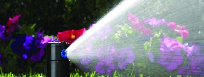 Принципы устройства систем автоматического полива участка