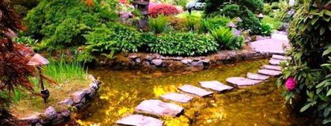 Классификация садовых дорожек от мастеров ландшафтного дизайна
