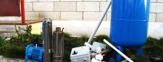 Вода в дом из скважины: как сделать скважинную систему водоснабжения?