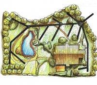 Система дренажа воды на участке: устройство поверхностного и глубинного вариантов