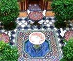 Сад в мавританском стиле: магия мусульманских мотивов в дизайне участка