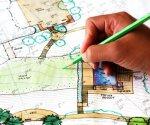 Самостоятельное проектирование садового участка: как сделать дизайн-проект
