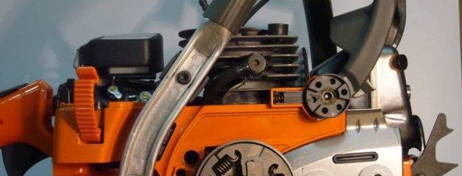Особенности Gl4500m ремонт бензопилы своими руками