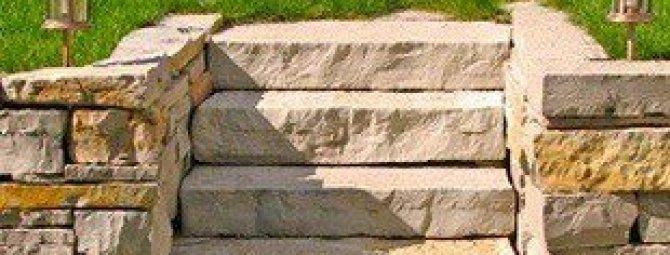Природный и искусственный камень: все про изготовление и правила укладки