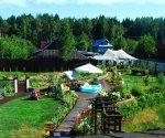 Планировка моего участка: описание функциональных зон и объектов сада
