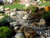 Каменный ручей своими руками