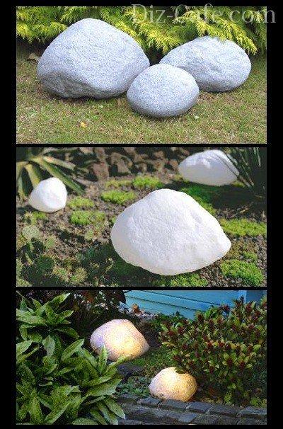 Большие конфигурации камней