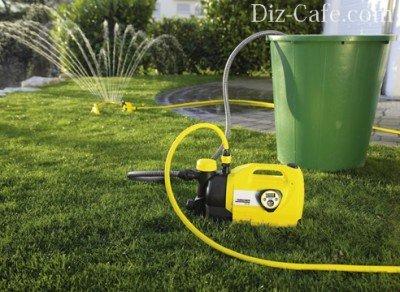 Как выбрать насос для полива огорода - из пруда, бочки, водоема