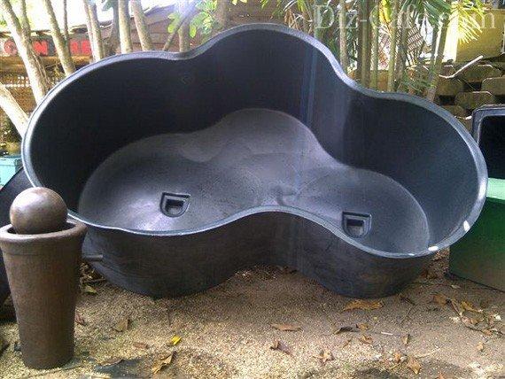 Как сделать маленький водоем на даче фото 712