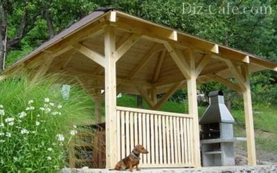 Особенности размещения деревянных конструкций