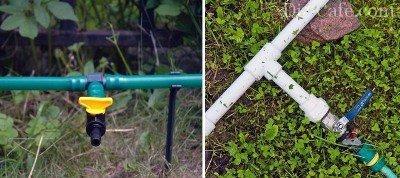 Как сделать летний водопровод 589