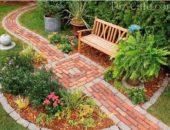 Садовые дорожки своими руками - пример самостоятельного устройства и варианты дизайна