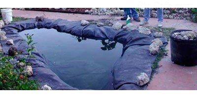 Слой пленочной гидроизоляции