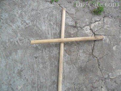 Крест для чучела