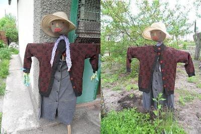 Шляпа и шарфик