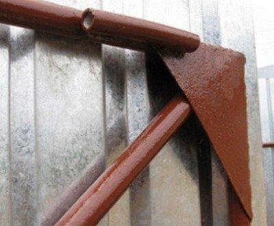 Повышаем прочность конструкции с помощью металлических уголков
