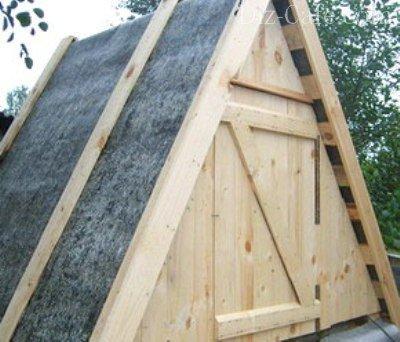 Домик-крыша