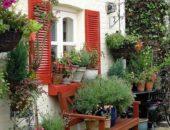 Сад и дача в стиле кантри