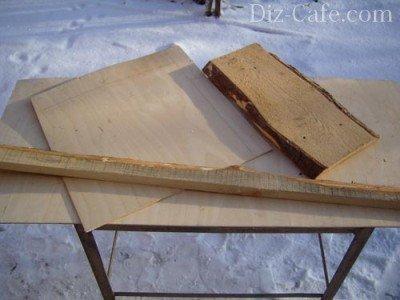Как сделать деревянную мотыгу фото 808