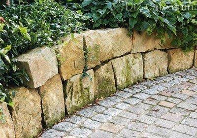 Природный камень укладка своими руками фото 969