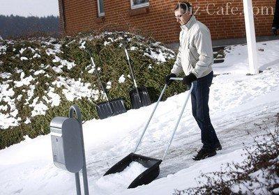 Скреперы – эффективные помощники при уборке снега