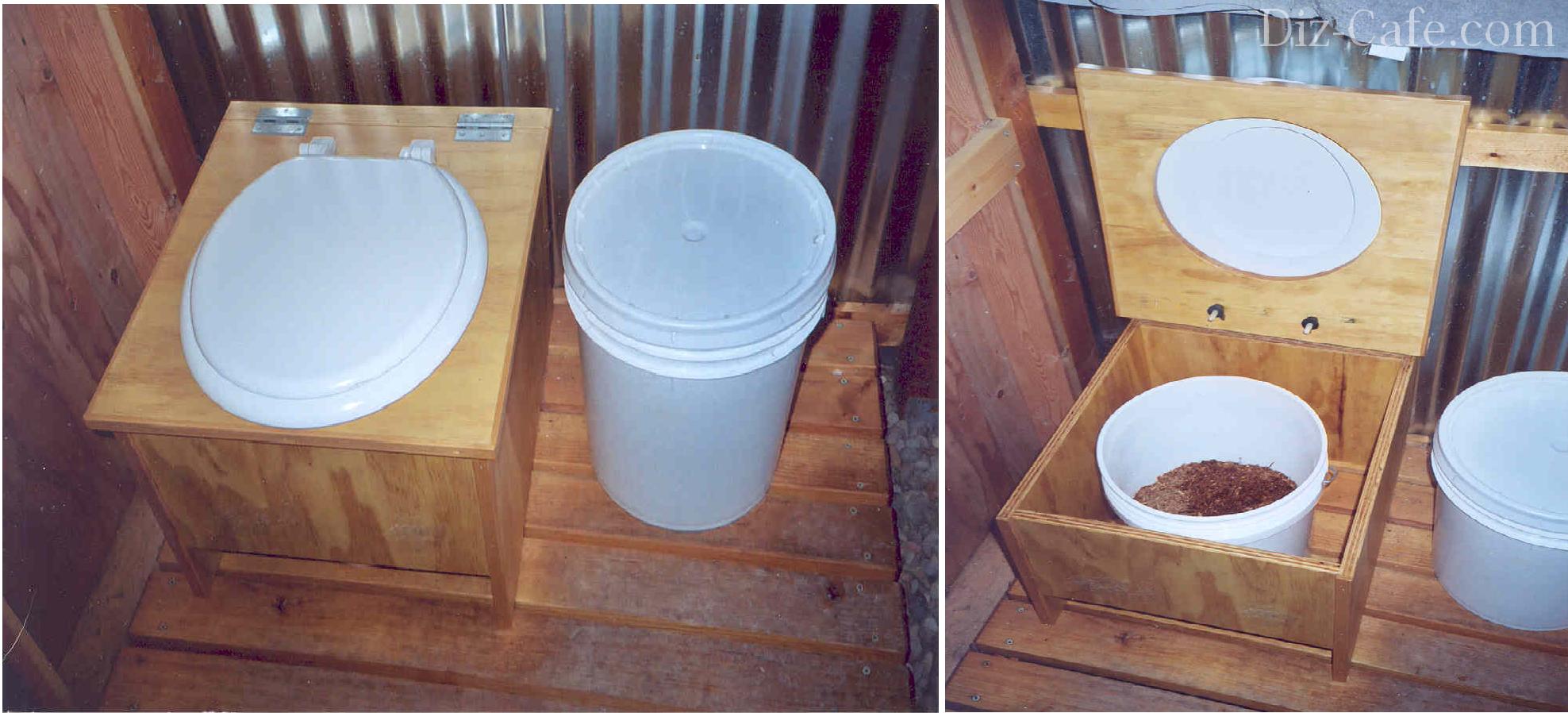 Как сделать стульчак для дачного туалета