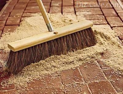 Щетка для песка