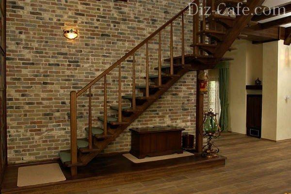 Лестницу своими руками между этажами