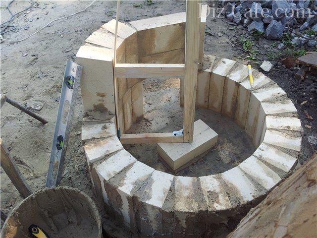 Как построить тандыр своими руками видео фото 257