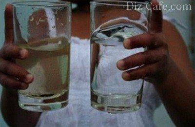 Чистая и грязная вода
