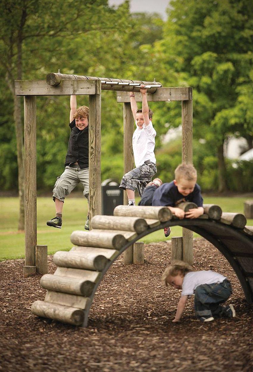 Декор детской площадки своими руками фото 319