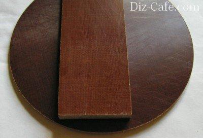 Крышка из текстолита