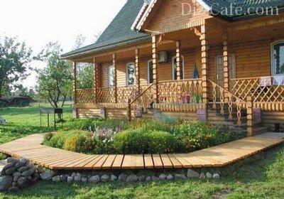 Дизайн деревянного рыльца