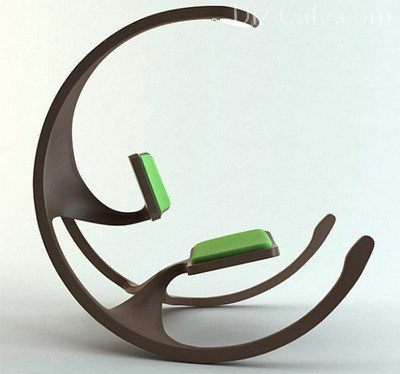 Кресло в стиле хай-тек