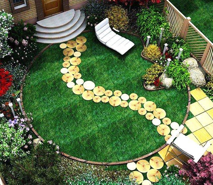 Как сделать ландшафтный дизайн на своем участке