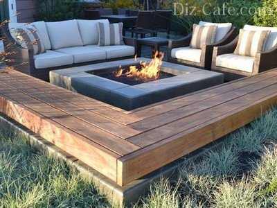 Уютный уголок для отдыха