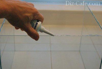Сборка стеклянного кожуха