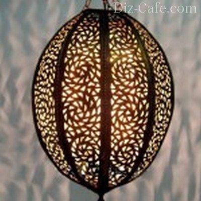 Мавританский фонарик