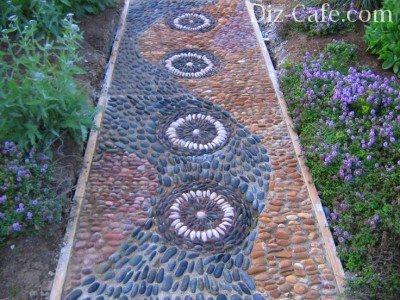 Пример комбинации камней