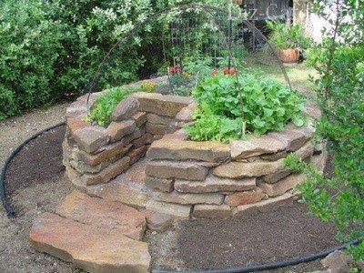 Симпатичный садик