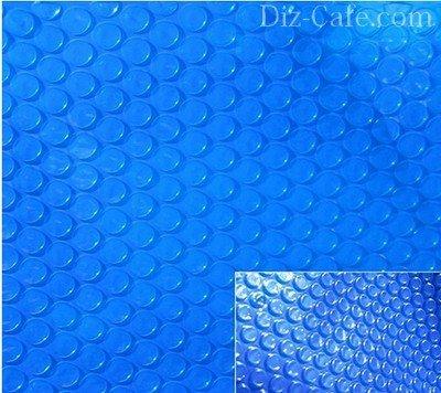 Пузырьковые покрывала для бассейнов
