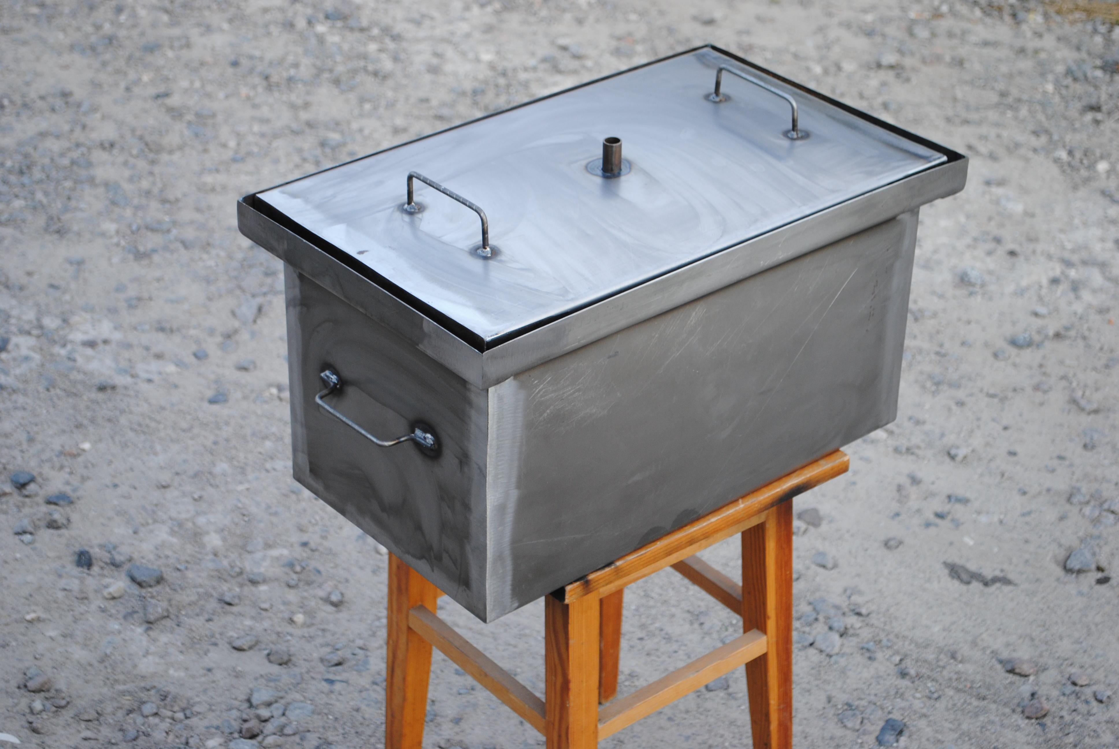 Купить коптильня холодного копчения своими руками самогонный аппарат уральский
