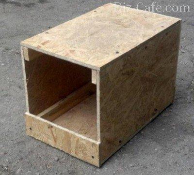 Гнездовой ящик