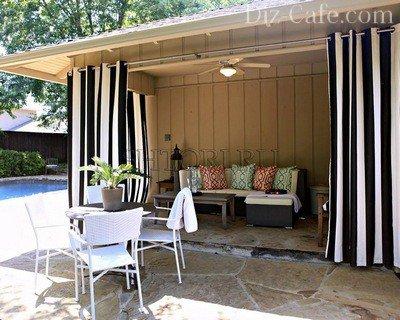Плотные ткани для штор – сочетание эстетики и функциональности